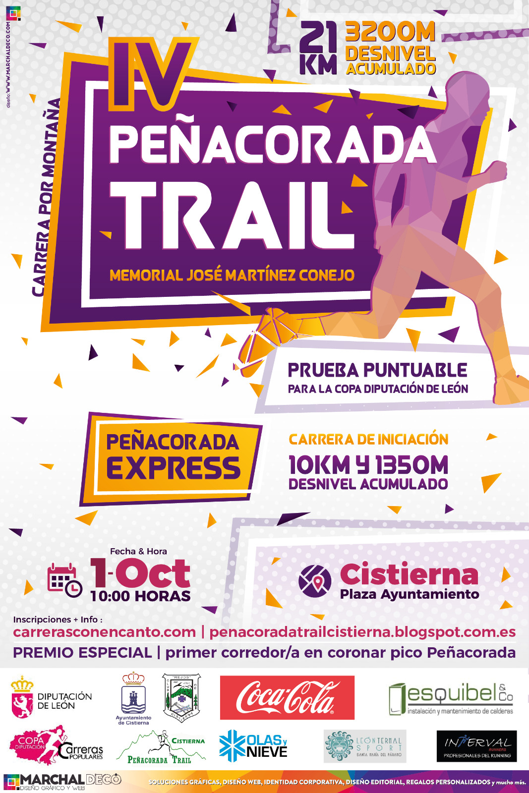 IV Peñacorada Trail